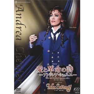 愛と革命の詩 -アンドレア・シェニエ-/Mr. Swing! (DVD)|musical-shop