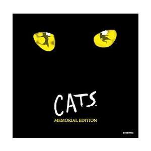 キャッツ 劇団四季 メモリアルエディション 【通常盤】 (CD)|musical-shop