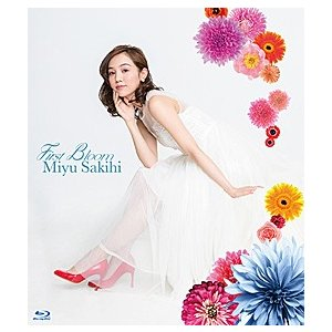 咲妃みゆ コンサート 「First Bloom」(Blu-ray)|musical-shop
