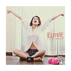 大和悠河 「ELOISE」 【初回盤 B】 (CD+DVD)