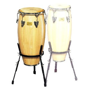 Pearl White Wood Congas CG-212WS (12