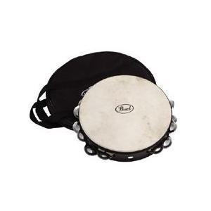 Pearl Elite Tambourines PETM-20 (ダブル) ソフトケース付|musicfarm