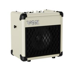 VOX MINI5 Rhythm IV ボックス ギターアンプ ミニ5 リズム アイボリー