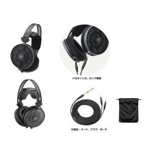 audio-technica/ATH-R70x Black オーディオテクニカ プロフェッショナルオ...