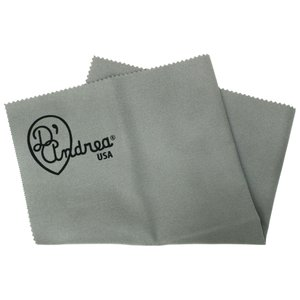 D'Andrea DAMF Microfiber Polish Cloth Gray マイクロファイ...