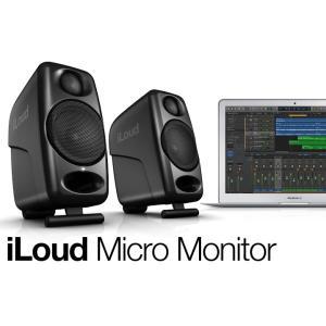 IK Multimedia リファレンス・モニター iLoud Micro Monitor Blac...