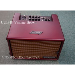 [限定品] AAD by PJB CUB-2 Vintage Brown アンプ|musicimpre