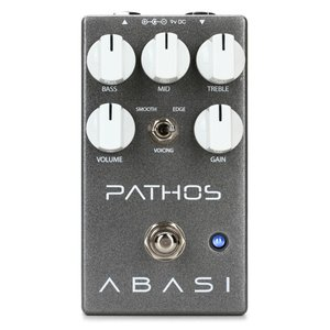 Abasi Concepts Pathos Tosin Abasi Distortion Pedal|オーバードライブ|並行輸入品|musiclab