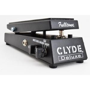 Fulltone CLYDE deluxe wah|フルトーン|ワウ|並行輸入品|musiclab