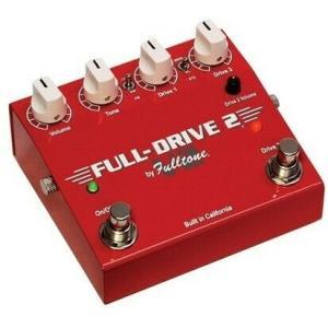 Fulltone FULL-DRIVE 2 V2|フルトーン|Fulldrive|並行輸入品