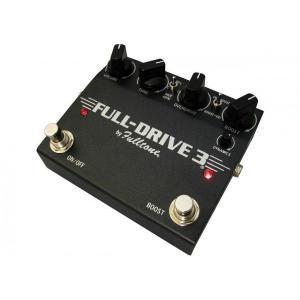 Fulltone FULL-DRIVE 3|並行輸入品