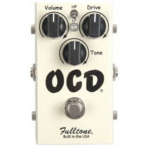 Fulltone OCD V2|フルトーン|オーバードライブ|並行輸入品|musiclab