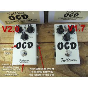 Fulltone OCD V2|フルトーン|オーバードライブ|並行輸入品|musiclab|02