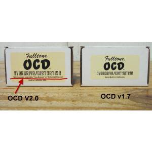 Fulltone OCD V2|フルトーン|オーバードライブ|並行輸入品|musiclab|03