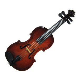 3Dミニチュア楽器マグネット【バイオリン】ギフトボックス付き(オプション)|musicoffice