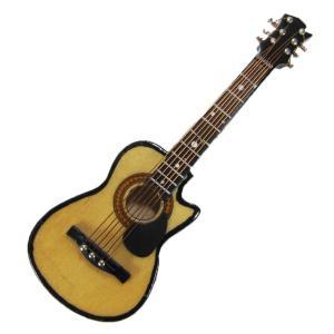 3Dミニチュア楽器マグネット【フォークギター】ギフトボックス付き(オプション)|musicoffice