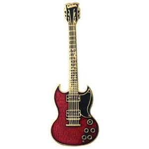 ミニピン【SG RED ギター】 musicoffice