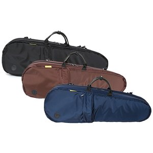 CURTIS バイオリンケース バッグ 防水加工 Oblong Violin Case Cover - Backpack musicoffice