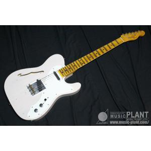 Fender(フェンダー) 50s Thinline Tele Journeyman Relic Aged Dirty White Blonde|musicplant