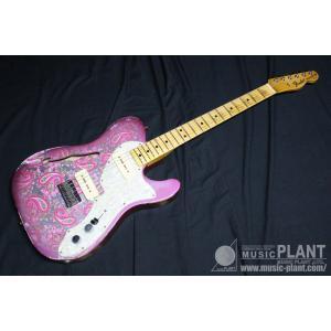 【数量限定】Fender Custom Shop(フェンダーカスタムショップ) PAISLEY THINLINE RELIC MBGF|musicplant
