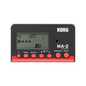 KORG(コルグ) MA-2 BKRD ブラック&レッド|musicplant