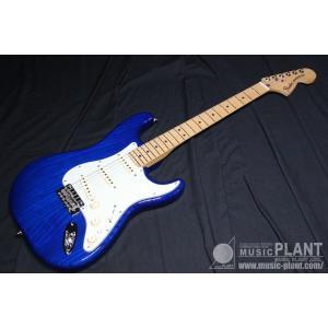 【中古】Fender(フェンダー) Deluxe Stratocaster Sapphire Blu...