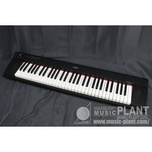 <電子ピアノ> YAMAHA piaggeroシリーズ NP-12B 中古にて入荷です!...