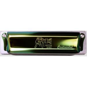 VOX(ヴォックス) VCH-1-G Continental Type 1 Harmonica Key of G|musicplant