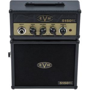 EVH(イーヴイエイチ) 5150III EL34 Micro Stack, Black and Gold musicplant