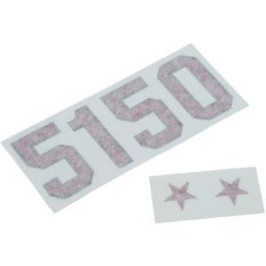 EVH(イーヴイエイチ) EVH 5150 Sticker with Stars|musicplant