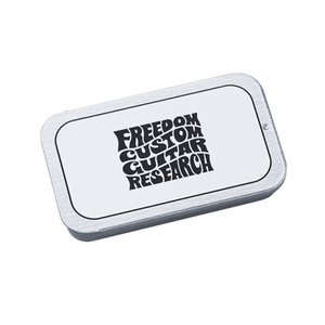 FREEDOM CUSTOM GUITAR RESEARCH(フリーダム) SP-PC-01 Pick Container with 5 Picks|musicplant