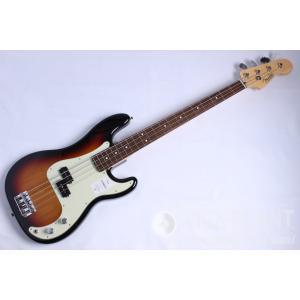 Fender(フェンダー) Made in Japan Hybrid II Precision Bass, Rosewood Fingerboard, 3-Color Sunburst|musicplant