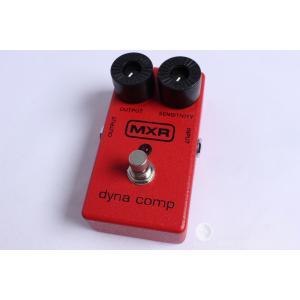 【中古】MXR(エムエックスアール) dyna comp M102|musicplant
