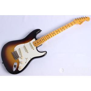 Fender(フェンダー) Custom Shop 1957 Stratocaster Relic, Maple Fingerboard, Wide-Fade 2-Color Sunburst|musicplant