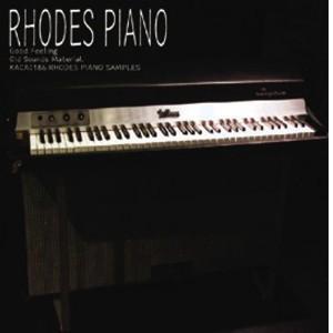 【廃盤品】KAERU CAFE(カエルカフェ) KACA0186 RHODES PIANO