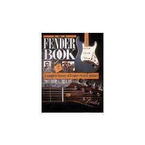 洋書『THE FENDER BOOK / TONY BACON & PAUL DAY』BALAFON BOOK|musicplant