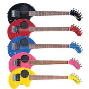ぞうさん型のコンパクトギター  新開発サーキット採用による音質向上、国内有名オーディオメーカー製スピ...