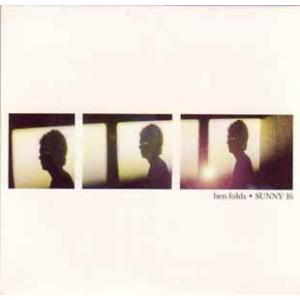 ベンフォールズ Ben Folds - Sunny 16 (CD)|musique69