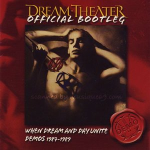 ドリームシアター Dream Theater - Official Bootleg: When Dream and Day Unite Demos (CD)|musique69