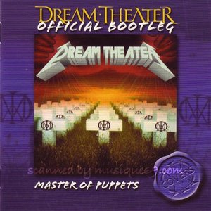 ドリームシアター Dream Theater - Official Bootleg: メタルマスター Master of Puppets (CD)|musique69