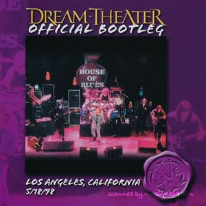 ドリームシアター Dream Theater - Official Bootleg: Los Angeles, California, 5/18/98|musique69