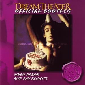 ドリームシアター Dream Theater - Official Bootleg: When Dream and Day Reunite (CD)|musique69