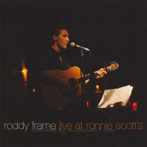 アズテックカメラ Aztec Camera (Roddy Frame) - Live at Ronnie Scott's (CD)|musique69