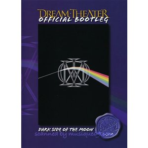 ドリームシアター Dream Theater - Official Bootleg: 狂気 Dark Side of the Moon (DVD)|musique69