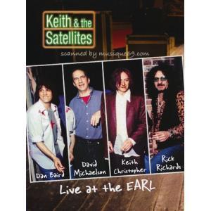 ジョージアサテライツ Georgia Satellites (Keith & The Satellites) - Live at the Earl (DVD)|musique69