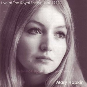 メリーホプキン Mary Hopkin - Live at the Royal Festival Hall 1972 (CD)|musique69