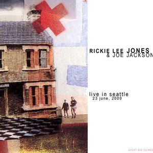 ジョージャクソン Joe Jackson (Rickie Lee Jones) - Live in Seattle (CD)|musique69