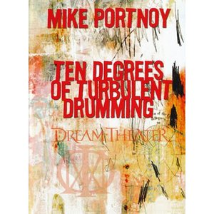 ドリームシアター Dream Theater (Mike Portnoy) - Ten Degrees of Turbulent Drumming (DVD)|musique69