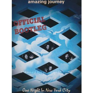 アメイジングジャーニー Amazing Journey - One Night in New York City (DVD)|musique69