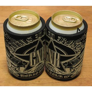 ガンズアンドローゼズ Guns N' Roses - World Tour 2007: Stubbie Cooler (goods)|musique69